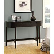 "Monarch Specialties Cappuccino 48""L Accent Console Table at Kmart.com"