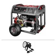 Bundle - Prepare For The Storm With A Portable Generator And Flashlight at Sears.com