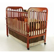 Dream On Me Bristol 2 in 1 Convertible Crib - Cherry at Kmart.com
