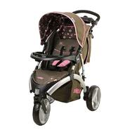 Mia Moda Energi Full Size Stroller in Browny Rose at Kmart.com