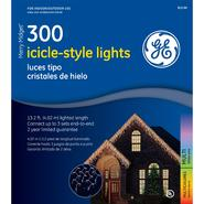 General Electric Merry Midget 300ct Icicle Light Set - Multi-Colored at Kmart.com