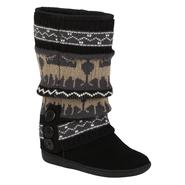 Skechers Women's Boot Plus 3 Doe A Deer - Black at Sears.com