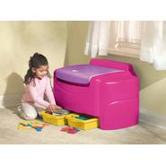 Little Tikes Bright Pink Sort 'n Store Toy Chest at Kmart.com