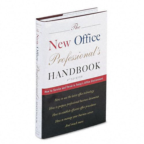 Houghton Mifflin New Office Professional s Handbook