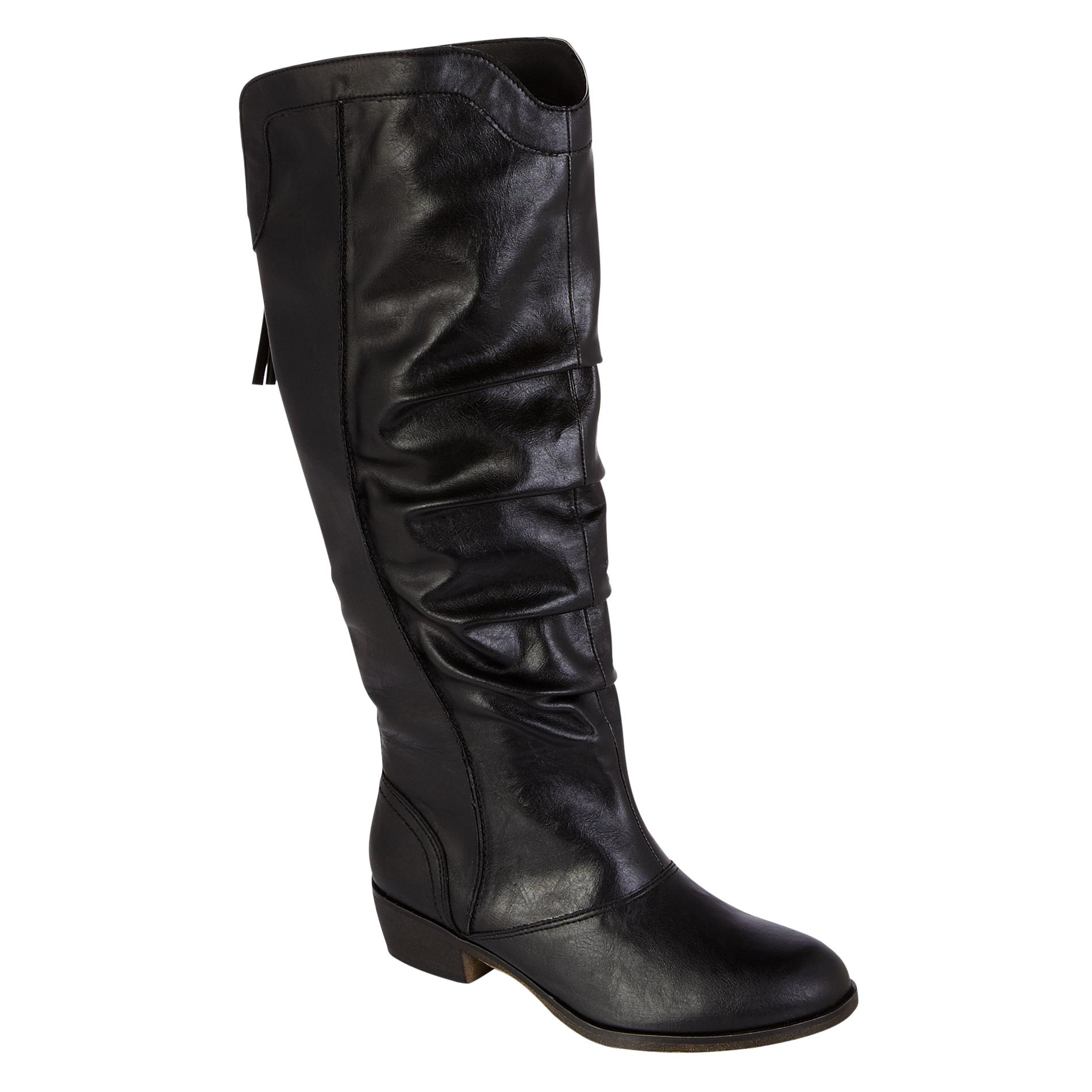 Mia  Women's Boot Pacey - Black