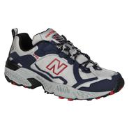 New Balance Men's 479 USA Trail Running Athletic Shoe - White/Navy/Red at Sears.com
