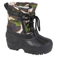 Toddler Boy's Tannon Winter Boot - Camo at Kmart.com