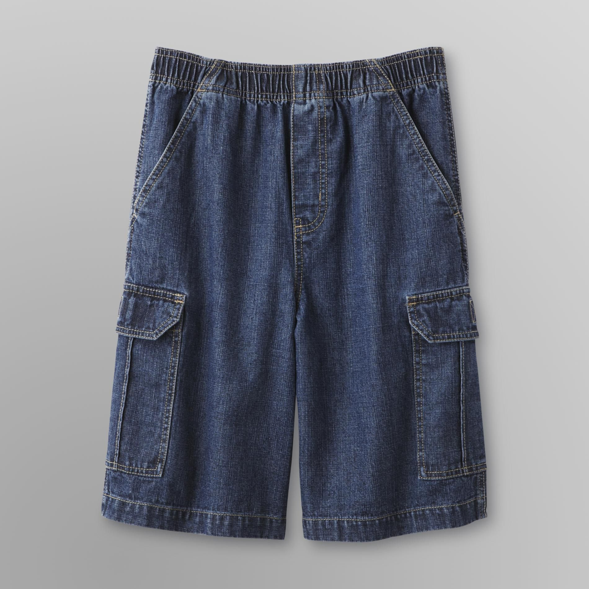 Canyon River Blues  Boy's Denim Cargo Shorts