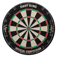 Hathaway™ Shot King Sisal 18 in. Dart Board at Kmart.com