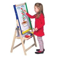 Guidecraft 4-in-1 Flipping Floor Easel at Kmart.com