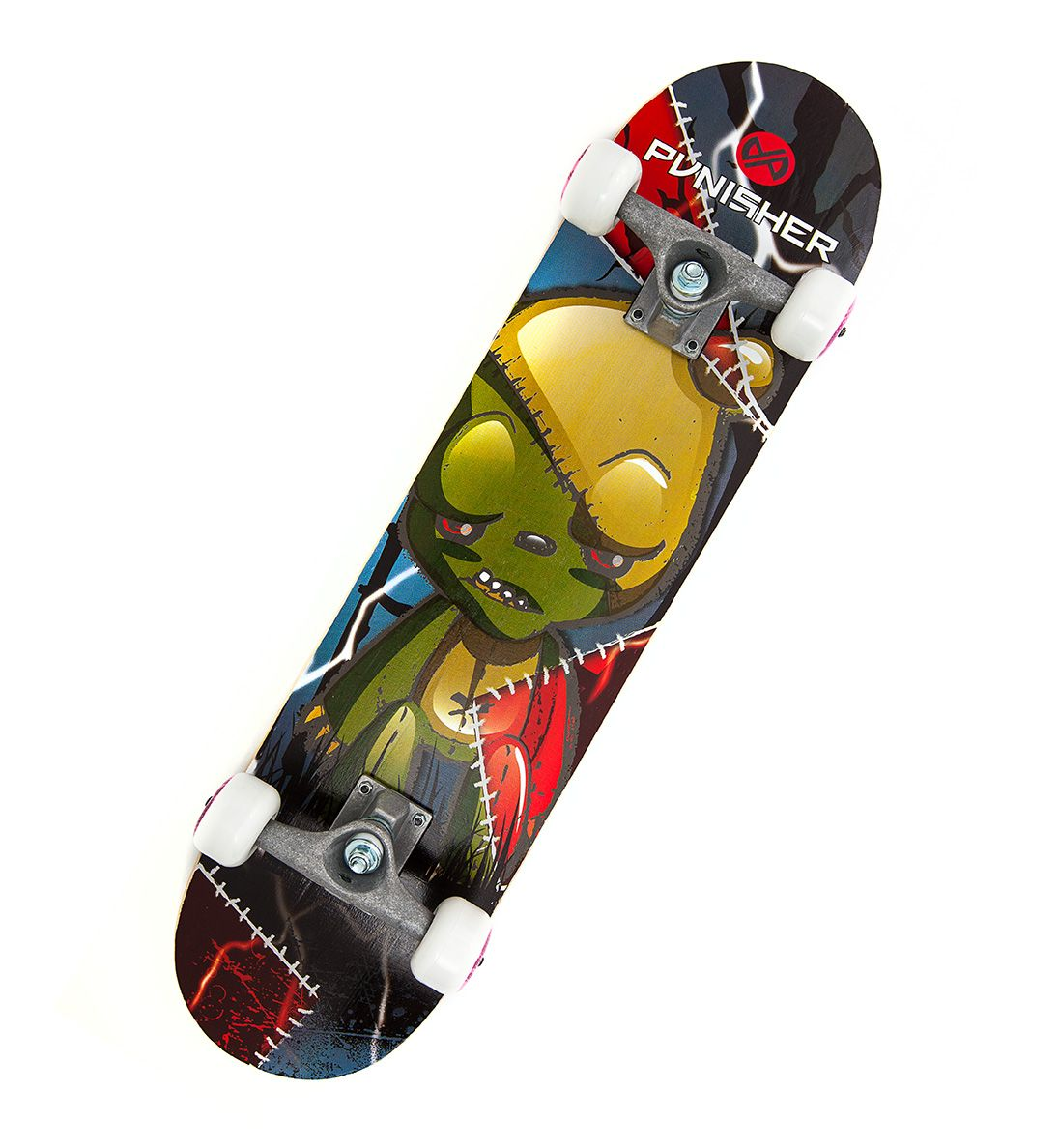Punisher Skateboards Frankenbear 31-Inch