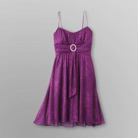 Ruby Rox Junior's Pleated Party Dress at Sears.com