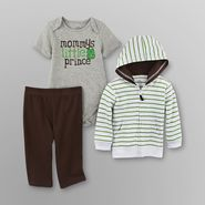 Little Wonders Infant Boy's Jacket, Bodysuit & Pants at Sears.com