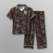 Joe Boxer Infant & Toddler Boy's Fleece Pajamas - Bear Paws at Kmart.com