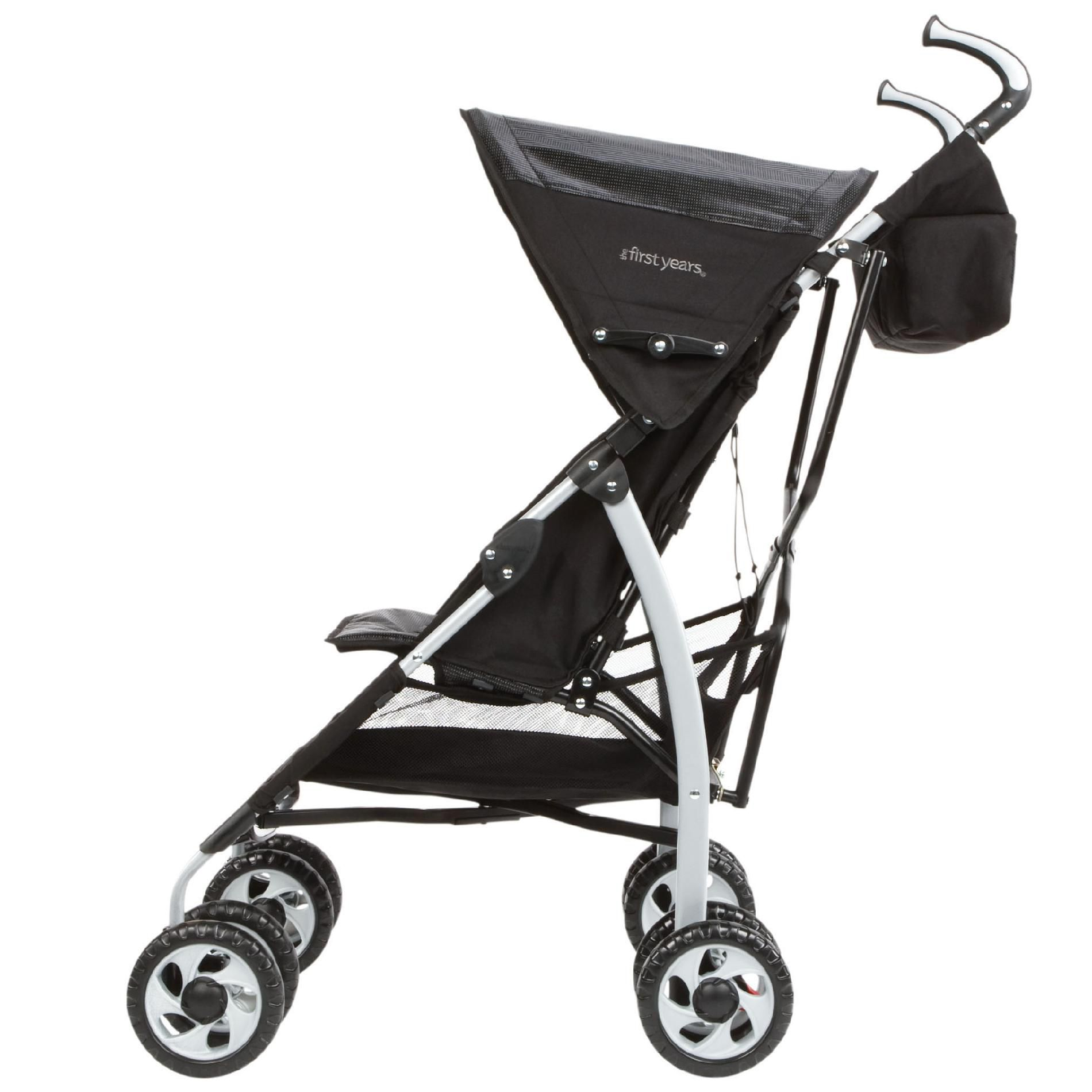 The First Years Ignite Stroller City Chic Black