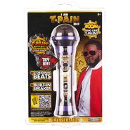 Jakks Pacific I Am T Pain Mic Gold Edition-Black at Kmart.com