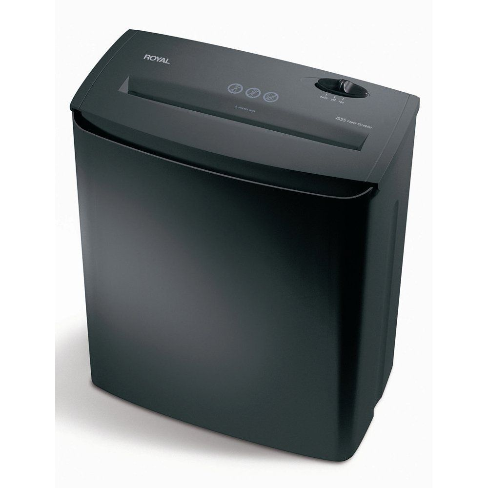 Royal JS55 Paper Shredder no basket