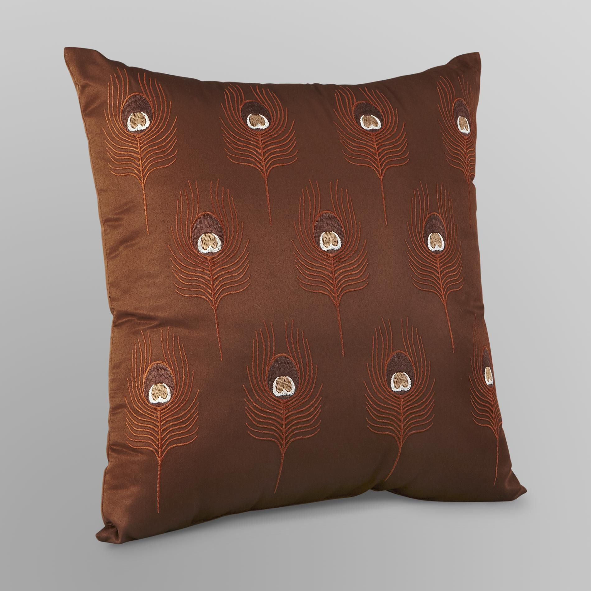 Marrakesh Medallion Decorative Pillow - Feathers