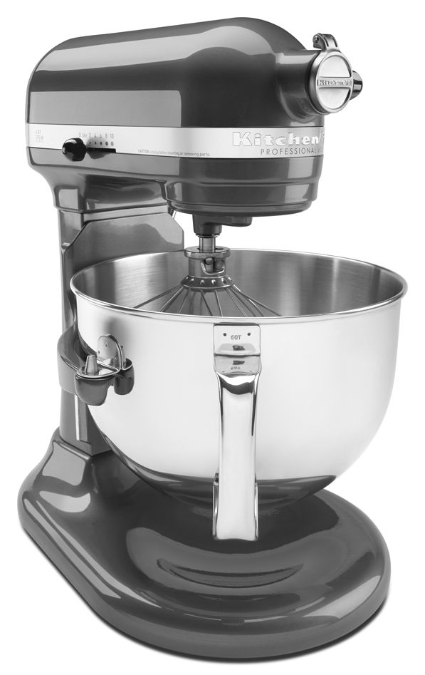KitchenAid  6 Quart Stand Mixer, Pearl Metallic