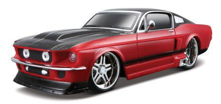 Maisto Tech  1/24 RC VEHICLE - RED