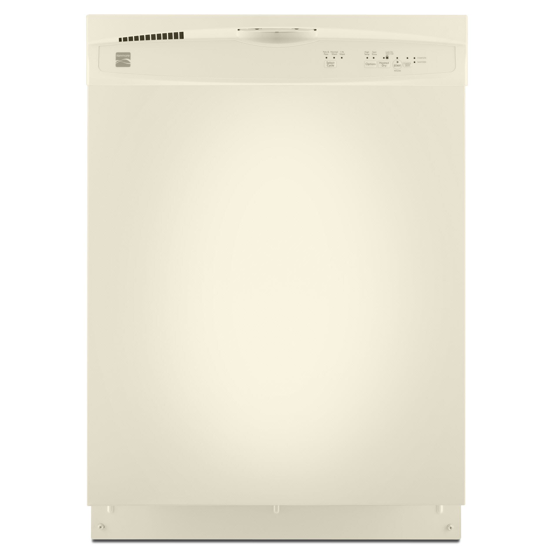 Kenmore  24'' Built-In Dishwasher - Bisque  ENERGY STAR®
