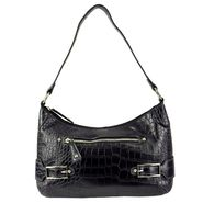 Sag Harbor Women's Handbag Donna Hobo Classic Croco at Sears.com