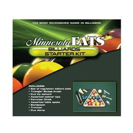 Deluxe Billiards Kit