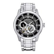 Bulova Men's Self-Winding In Stainless Steel with Black Dial Watch at Sears.com