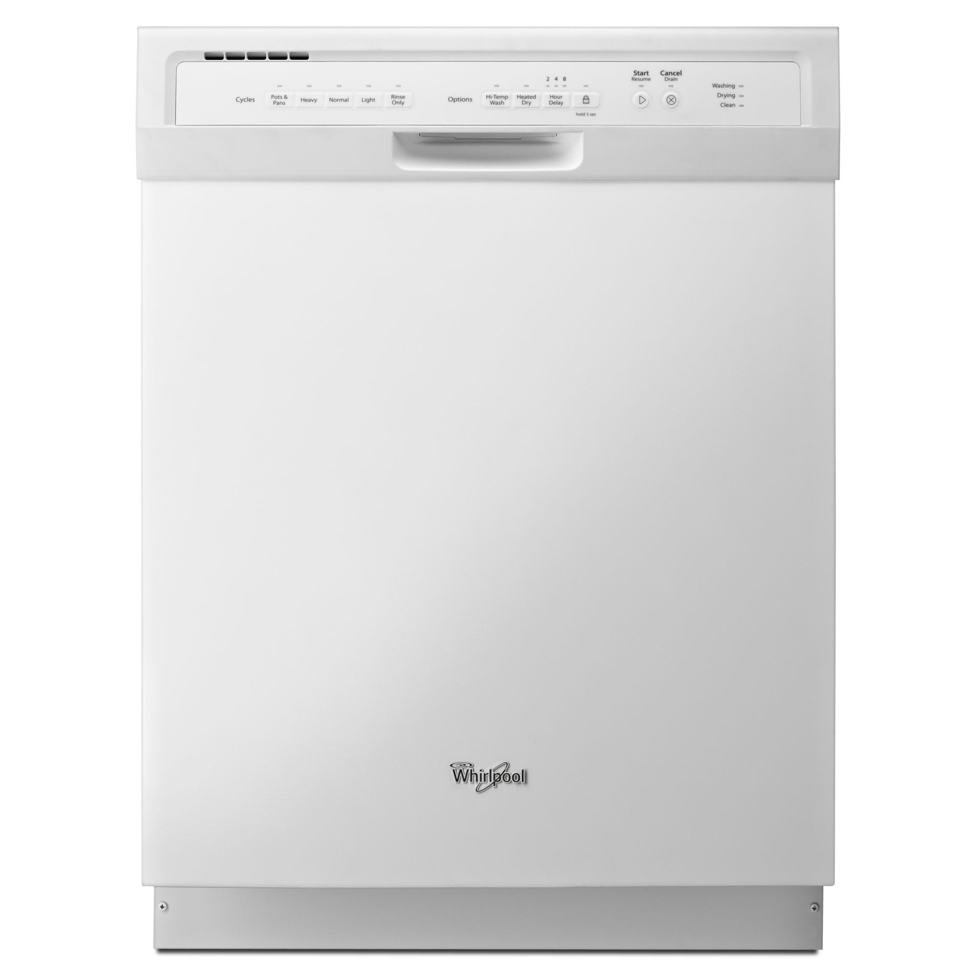 Whirlpool  24'' Built-In Dishwasher w/