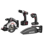 Craftsman C3 4-Piece Combo Kit at Sears.com