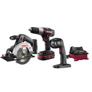 Craftsman C3 Lithium-Ion 3-Piece Combo Kit at Craftsman.com