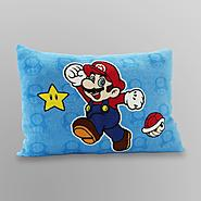 super mario Plush Pillow at Kmart.com