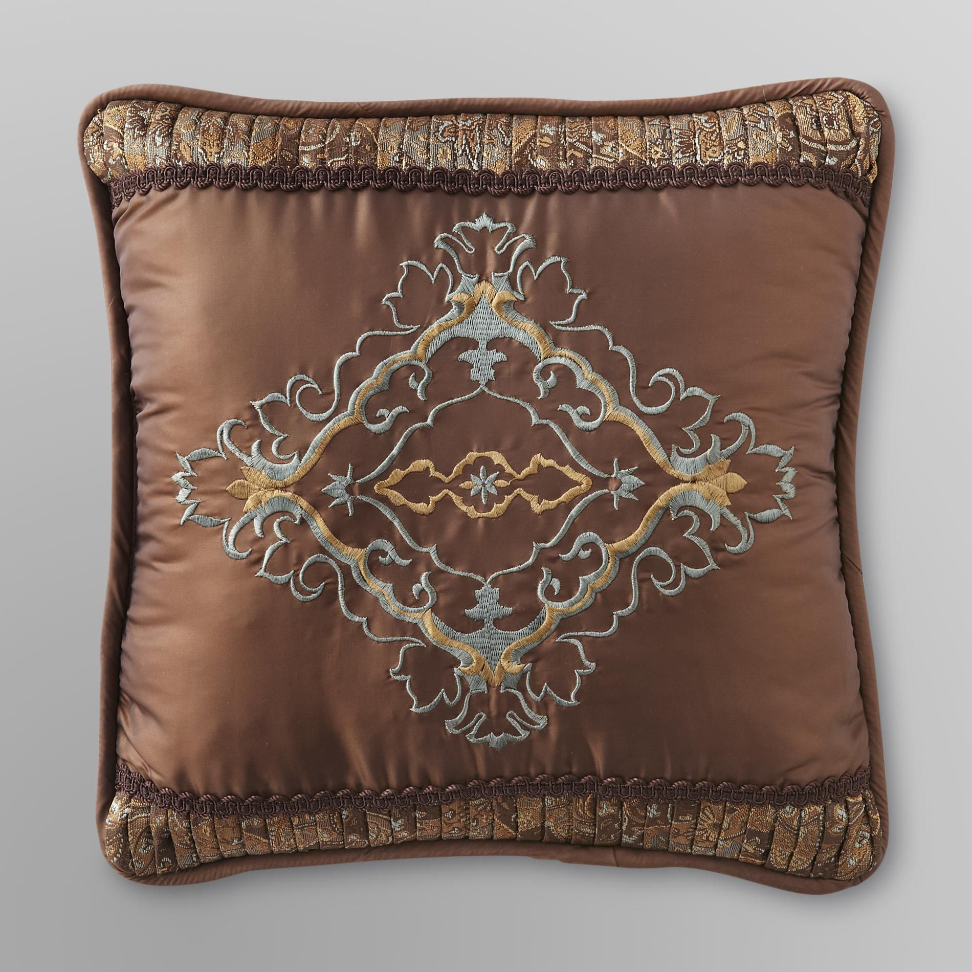 Cannon  Pintuck Decorative Pillow - Ashbrook