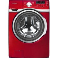 Samsung 3.9 cu. ft. Front-Load Washer - Red at Sears.com