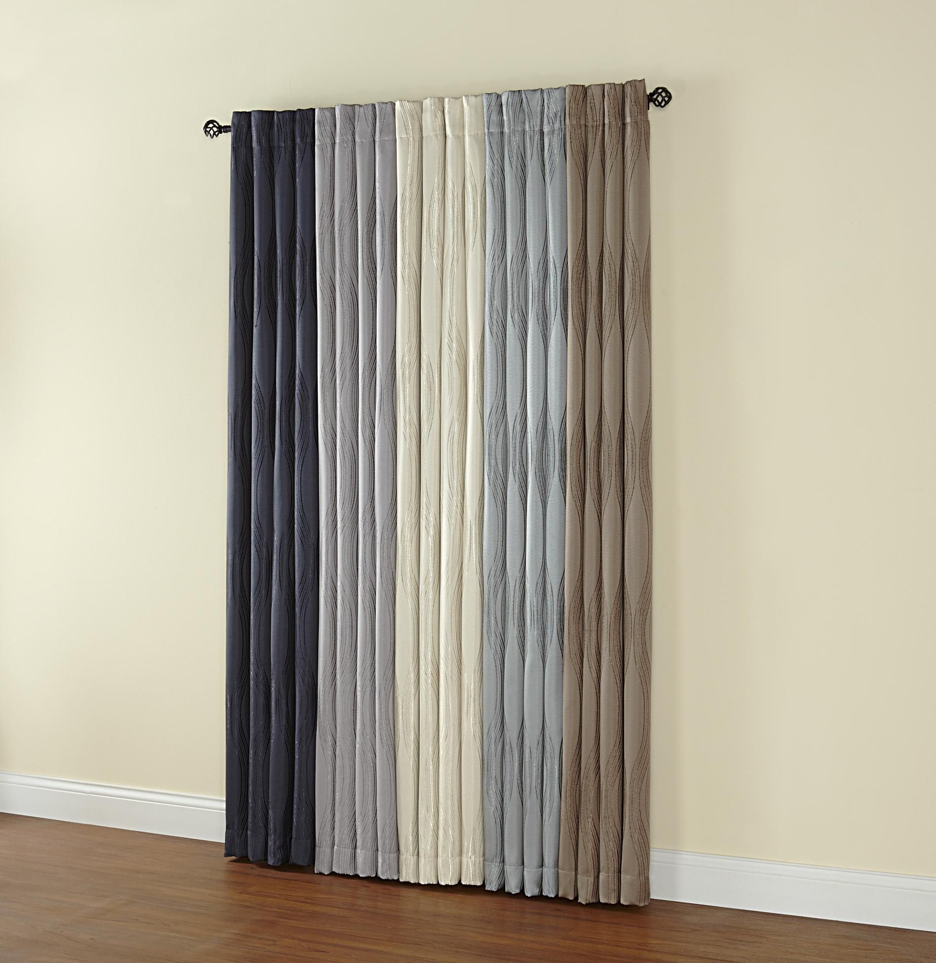 Osbourne Grommet Curtain Panel - Blackout