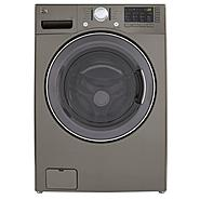 Kenmore 3.7 cu. ft. Steam Front-Load Washer - Metallic Silver at Kenmore.com