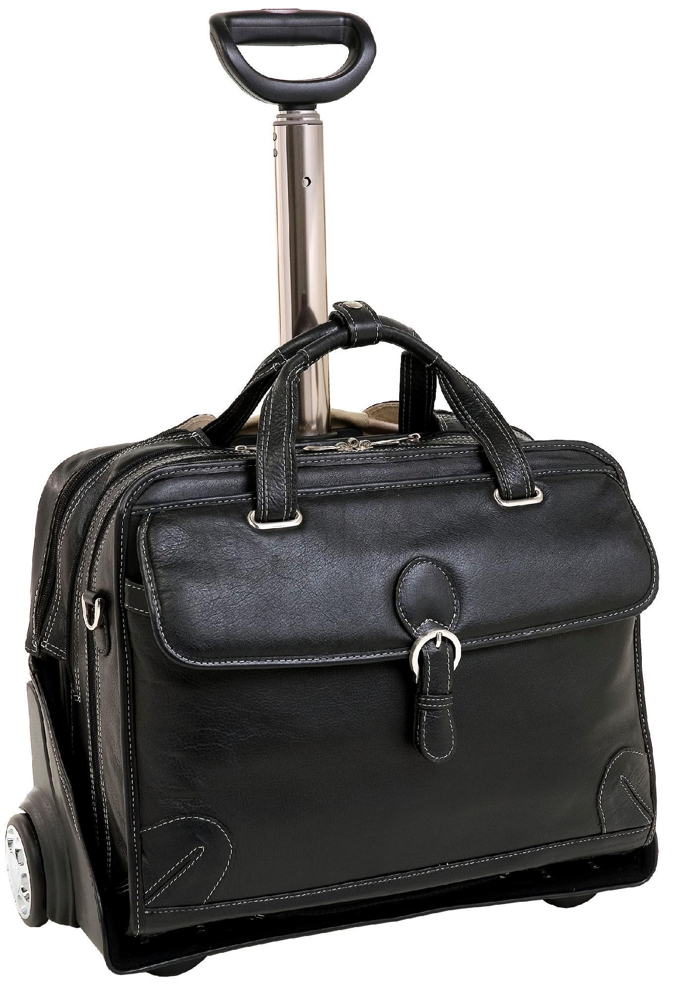 CARUGETTO 45295 Black Leather