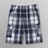 Toughskins Boy's Plaid Cargo Shorts at Sears.com