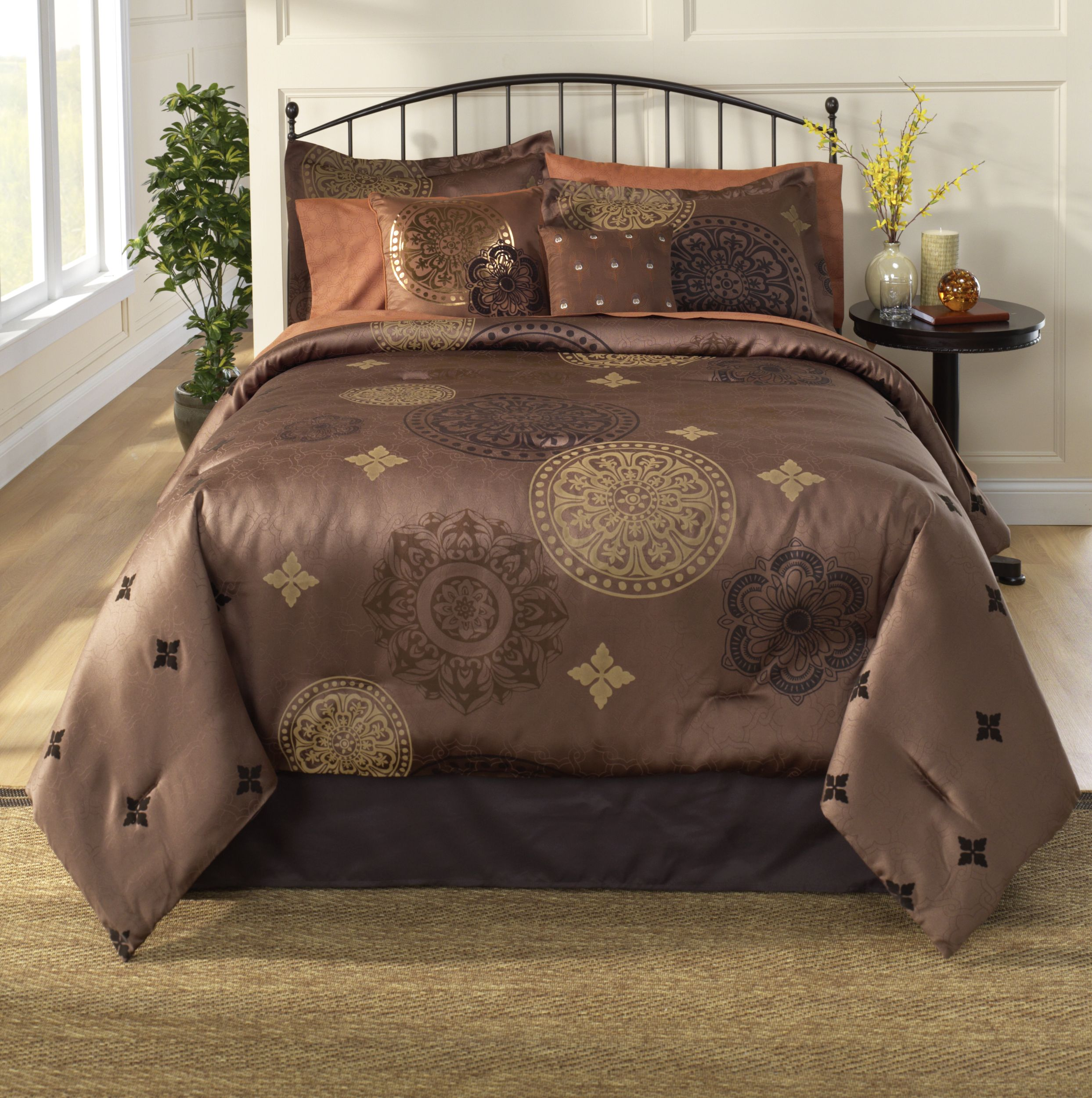 Marakesh Medallion Bedding Collection