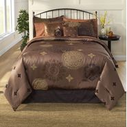 Sofia by Sofia Vergara Marakesh Medallion Bedding Collection at Kmart.com
