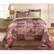Colormate Microfiber Comforter Set -  Renaissance Red at Sears.com