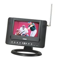 "Naxa NTD-7561 7"" Widescreen Digital LCD Television with Built-In DVD Player and USB/SD/MMC Inputs at Kmart.com"
