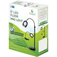 Daylight Led Floor Mag Light Black 5 inch at Kmart.com