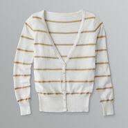 Bongo Junior's Cardigan Sweater - Striped at Sears.com