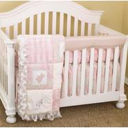 Cotton Tale Heaven Sent Girl Front Crib Rail Cover Up Set at Kmart.com