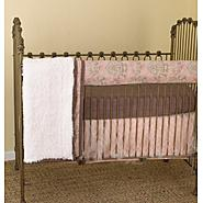 Cotton Tale Nightingale Front Crib Rail Cover Up Set at Kmart.com