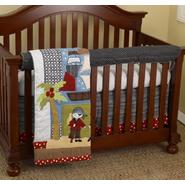 Cotton Tale Pirates Cove Front Crib Rail Cover Up Set at Kmart.com