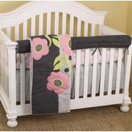 Cotton Tale Poppy Front Crib Rail  Cover Up Set at Kmart.com
