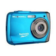 Bell+howell Splash WP7 12 MP Waterproof Digital Camera-Blue at Sears.com