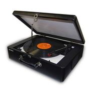 Jensen Portable 3-Speed Stereo Turntable with Built-in Speakers at Sears.com